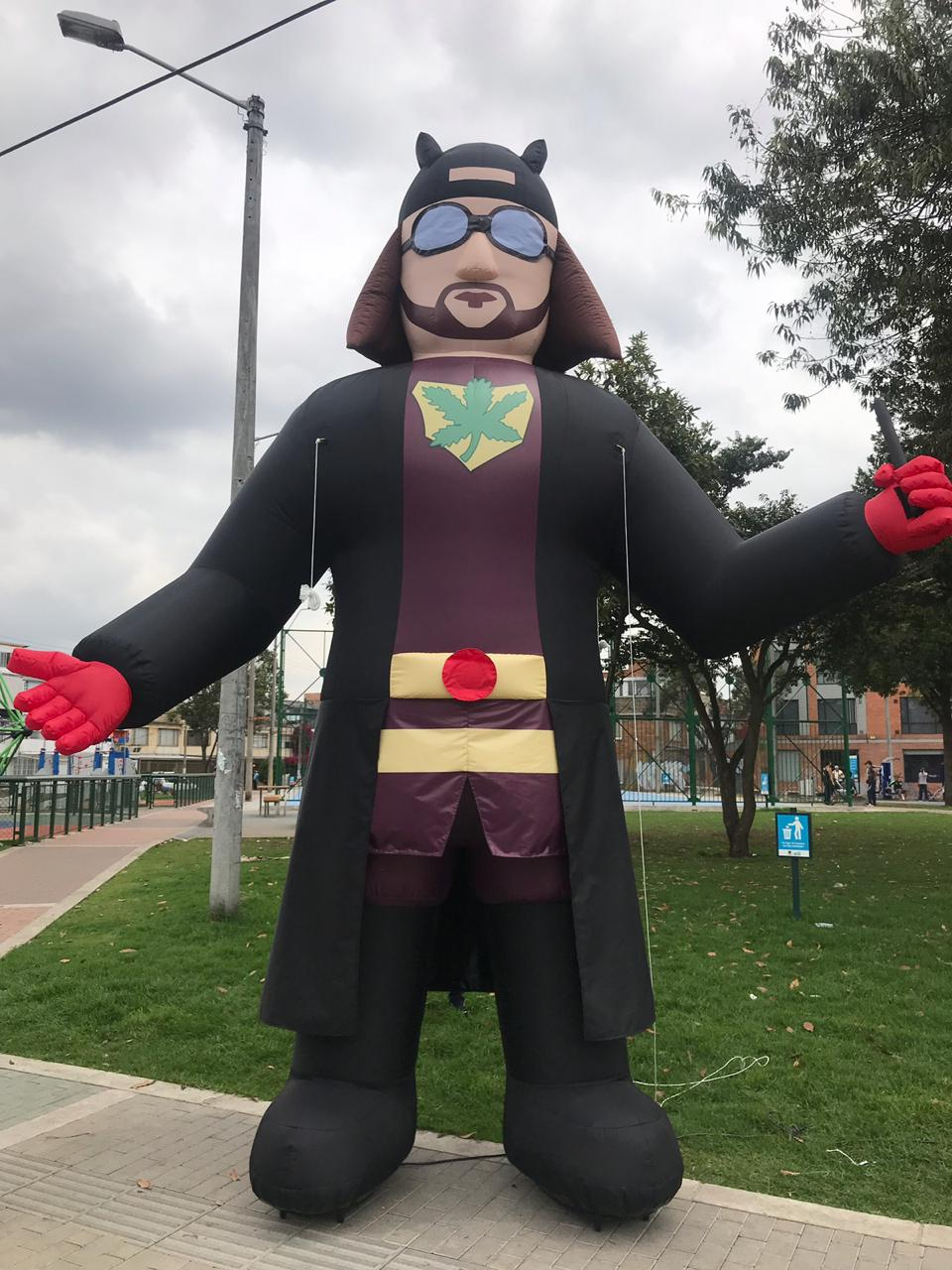 Dummie Inflatable